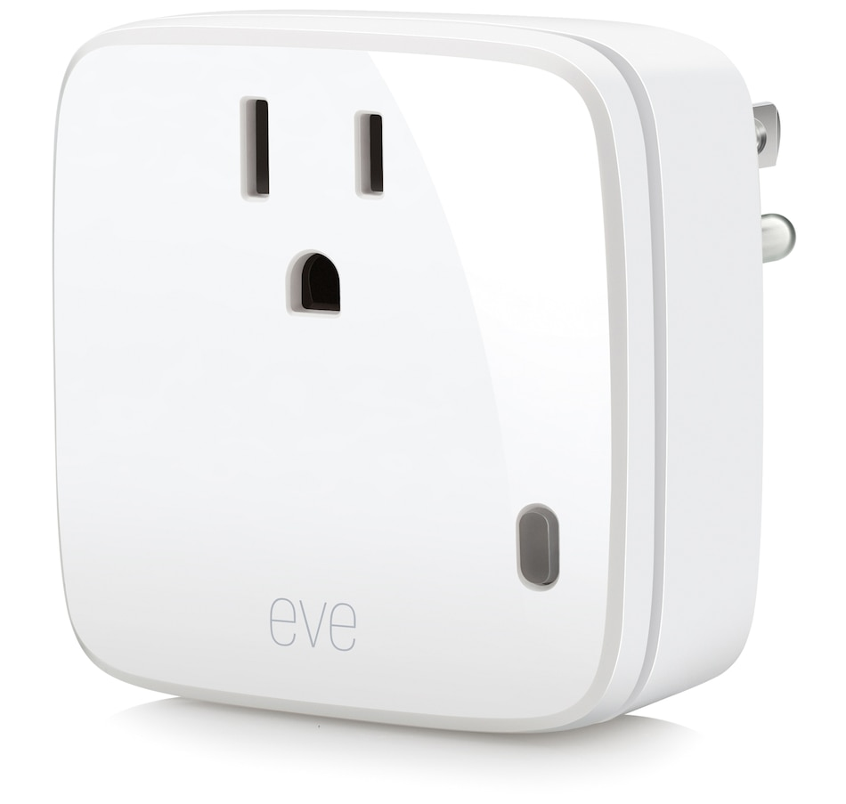 Image 660988.jpg , Product 660-988 / Price $72.99 , Eve Energy Wireless Switch and Power Meter with Apple HomeKit Technology (10027813) from EVE - Smart Home on TSC.ca's Electronics department
