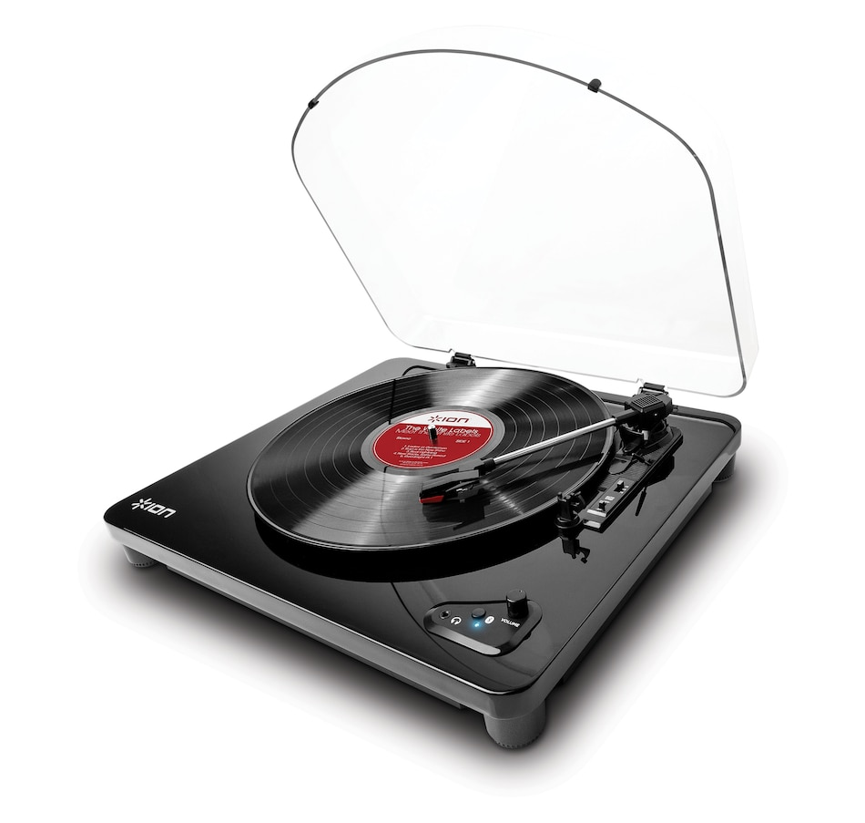 Image 661030.jpg , Product 661-030 / Price $150.00 , ION Air LP Turntable with Bluetooth, Dust Cover and USB Port from ion Audio on TSC.ca's Electronics department