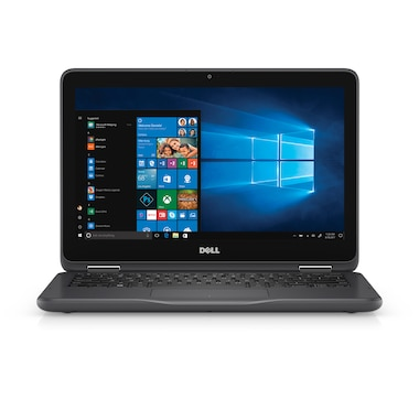 "Dell 11"" 2-in-1 Portable Notebook AMD A9 Processor 2-Year Tech Support and 1-Year Accidental Damage Protection"