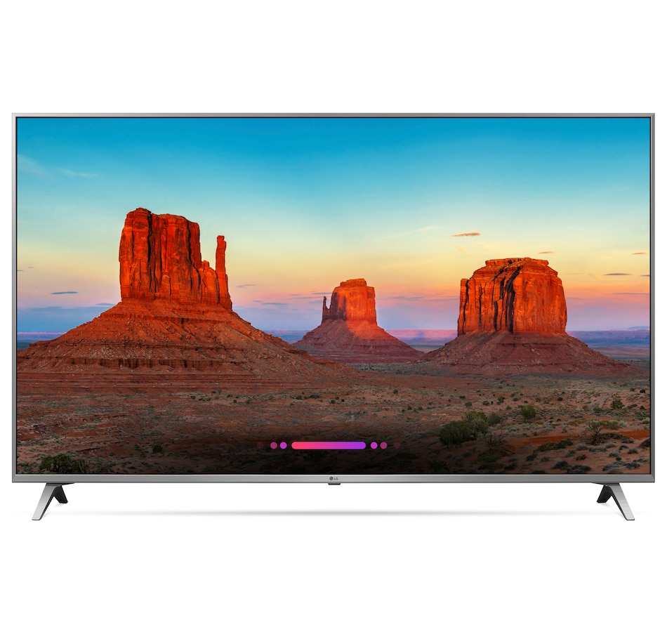 "Image 661178.jpg , Product 661-178 / Price $1,399.99 , LG 55"" 4K UHD HDR LED WebOS 4.0 Smart TV 55UK7700 from LG Electronics on TSC.ca's Electronics department"