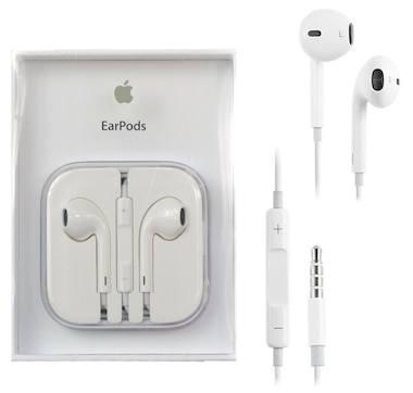 Apple Earpods with Remote And Mic 3.5mm (MD827ZM/B)