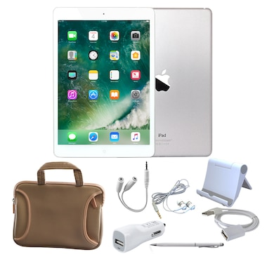"Apple iPad 7.9"" Mini 4 128GB with Accessories and 3-Year Tech Support"