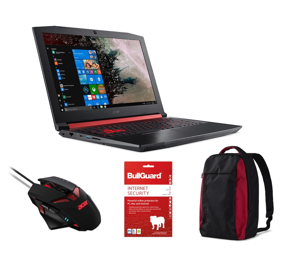 """Image 661557.jpg , Product 661-557 / Price $1,599.99 , Acer Nitro 5 15.6"""" Gaming Laptop Bundle from Acer on TSC.ca's Electronics department"""