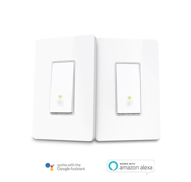 TP-Link Smart Wi-Fi Light Switch 3-Way Kit HS210