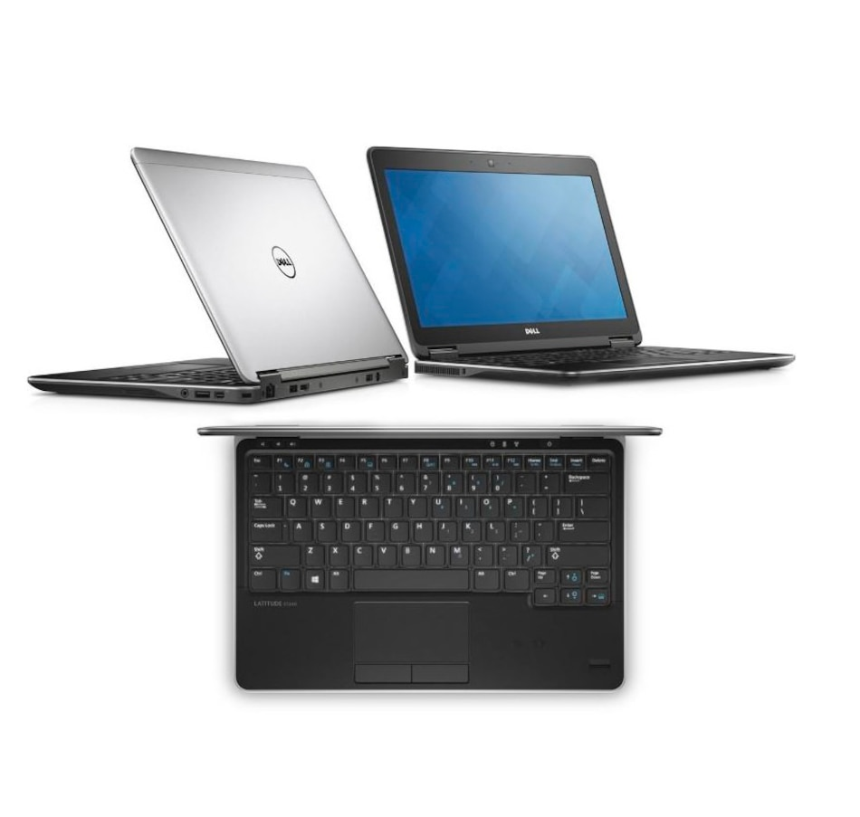 Image 661597.jpg , Product 661-597 / Price $499.99 , Dell Laptop E7250 i5-5300U 8GB 240GB SSD Webcam Windows 10 Pro 5th Gen Refurbished from Dell on TSC.ca's Electronics department