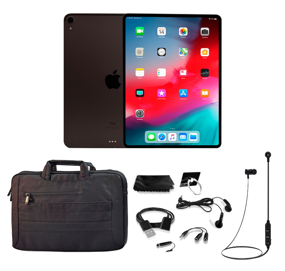 """Image 661685_GYGY.jpg , Product 661-685 / Price $1,649.99 , Apple iPad Pro 11"""" 256GB Tech Bundle from Apple on TSC.ca's Electronics department"""