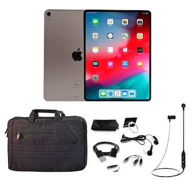 "Apple iPad Pro 11"" 512GB Tech Bundle"
