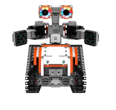 UBtech Jimu Robot AstroBot Series: Cosmos Kit/App-Enabled Building and Coding STEM Kit (387 pieces)