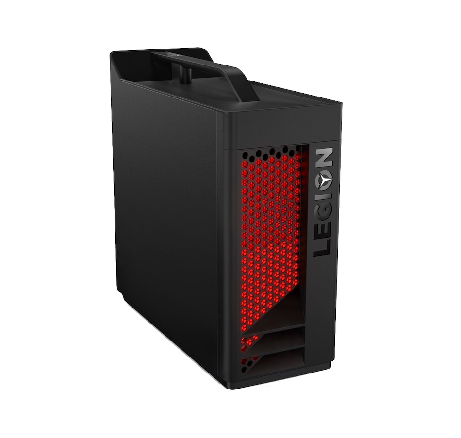 Image 661926.jpg , Product 661-926 / Price $1,549.99 , Lenovo 90JL007SUS Legion T530 Gaming Desktop, I7-8700 8GB/128GB+1TB/GTX1050Ti from Lenovo on TSC.ca's Electronics department
