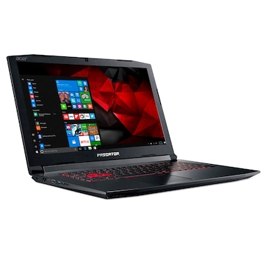 "Acer Predator Helios 300 15.6"" Gaming Notebook i7-8750H 2.20 GHz NVIDIA GeForce GTX 1060 6 GB Dedicated Memory (PH315-51-73S0)"