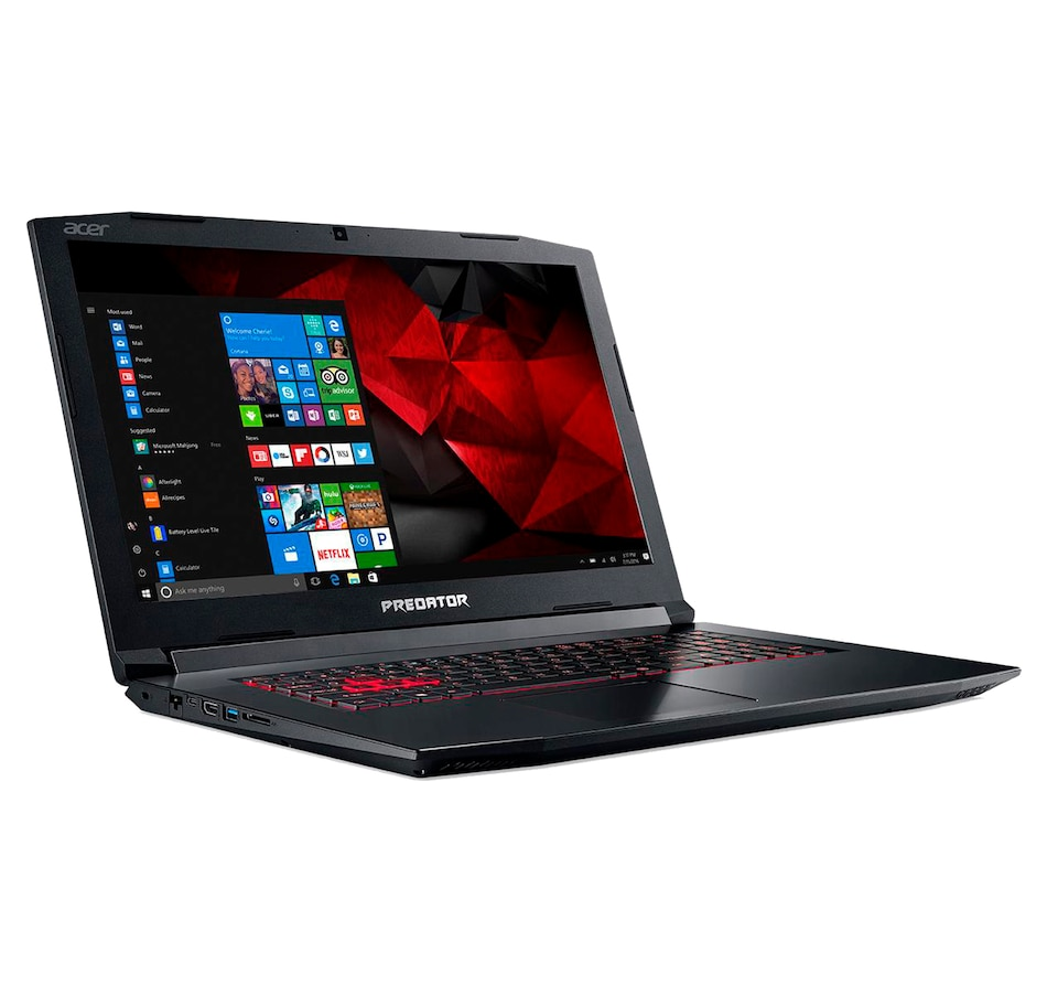 "Image 661960.jpg , Product 661-960 / Price $1,999.99 , Acer Predator Helios 300 15.6"" Gaming Notebook i7-8750H 2.20 GHz NVIDIA GeForce GTX 1060 6 GB Dedicated Memory (PH315-51-73S0) from Acer on TSC.ca's Electronics department"