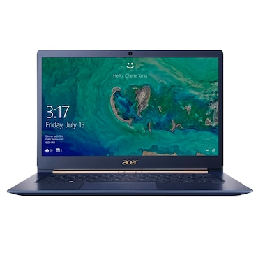 "Acer Swift 5 Notebook i5-8265U 1.60 GHz 15.6"" Touchscreen Windows 10 Home (SF515-51T-507P)"
