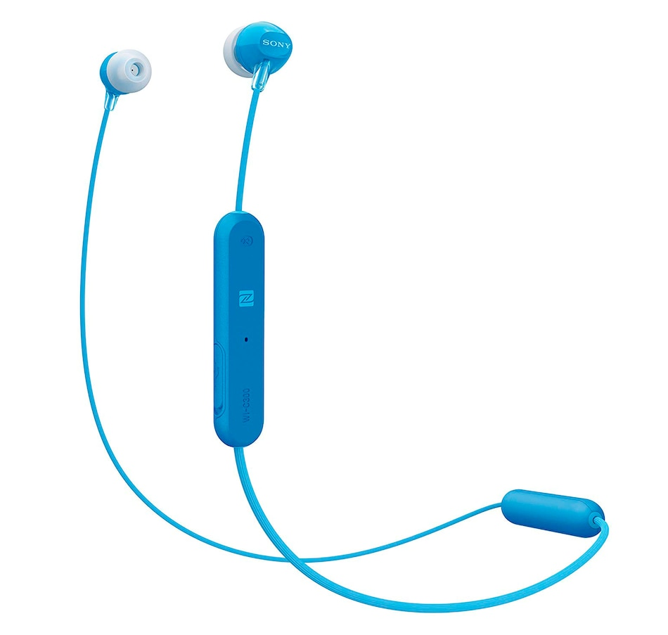 Image 662008_BLU.jpg , Product 662-008 / Price $69.99 , Sony WI-C300 Wireless In-Ear Headphones from Sony on TSC.ca's Electronics department