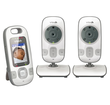 VTech VM312-2 Safe and Sound Video Baby Monitors