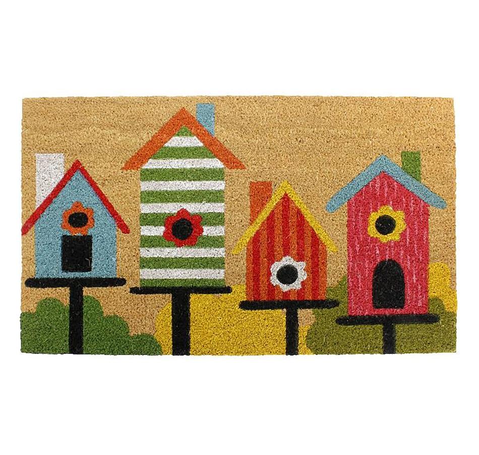 Image 662435.jpg , Product 662-435 / Price $32.00 , Koppers Home Birdhouse Doormat from Koppers on TSC.ca's Home & Garden department