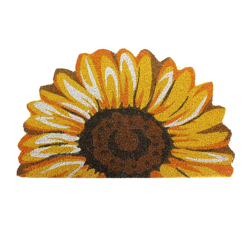 Image 662438.jpg , Product 662-438 / Price $32.00 , Koppers Home Sunflower Doormat from Koppers on TSC.ca's Home & Garden department