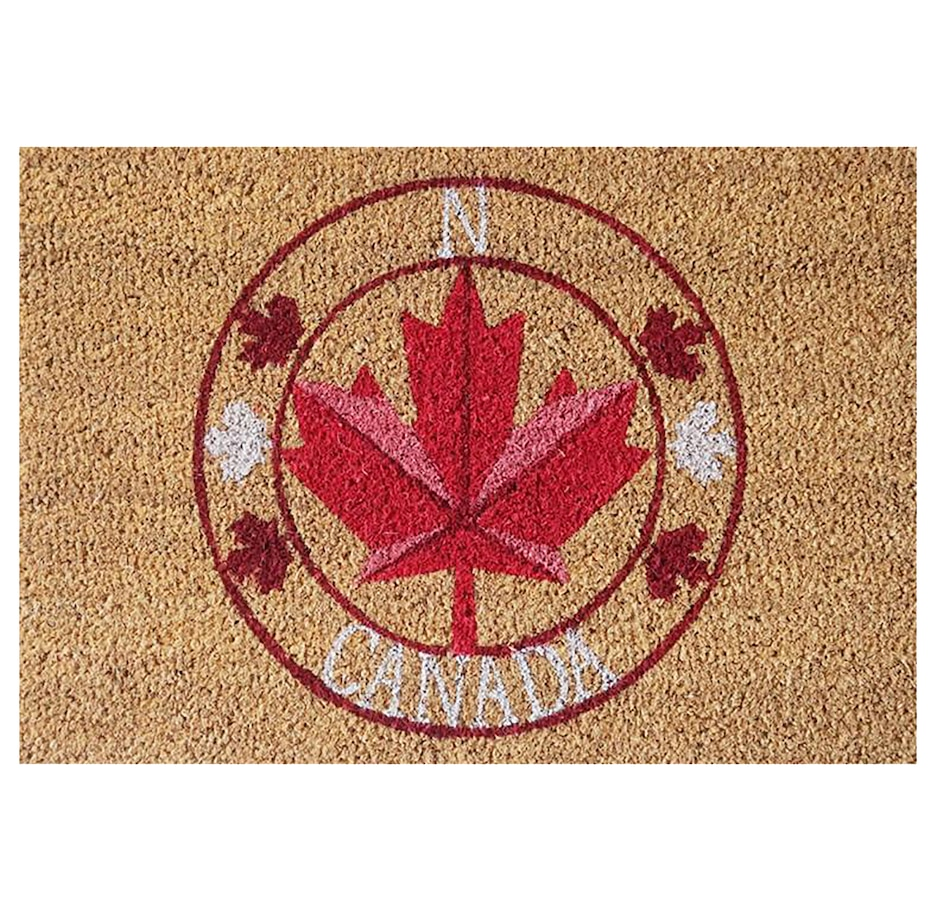 Image 662442.jpg , Product 662-442 / Price $32.00 , Koppers Home Canada Circle Doormat from Koppers on TSC.ca's Home & Garden department