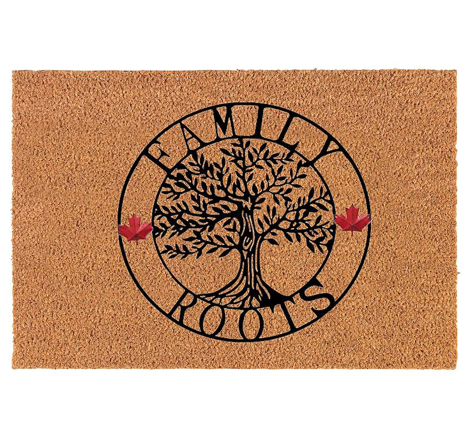 Image 662445.jpg , Product 662-445 / Price $32.00 , Koppers Home Family Roots Doormat from Koppers on TSC.ca's Home & Garden department