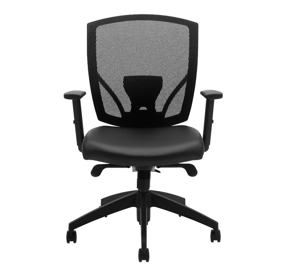 Image 662603.jpg , Product 662-603 / Price $359.99 , Offices to Go Mesh Back Synchro Tilter Chair from Offices To Go on TSC.ca's Home & Garden department