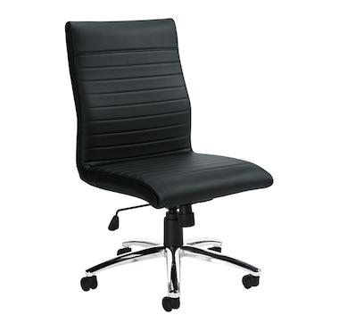 Offices to Go Armless High Back Tilter Chair