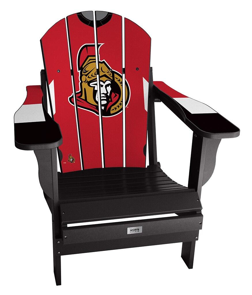 Buy Ottawa Senators Adirondack Style Sports Chair   Home U0026 Garden   Outdoor  Living   Patio U0026 Outdoor Furniture   Online Shopping For Canadians