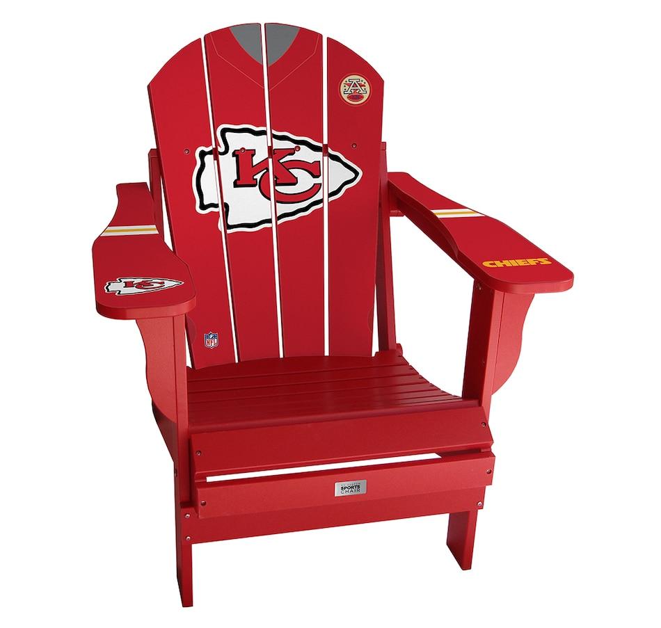Clearance Furniture Kansas City: Adirondack-Style Sports Chair