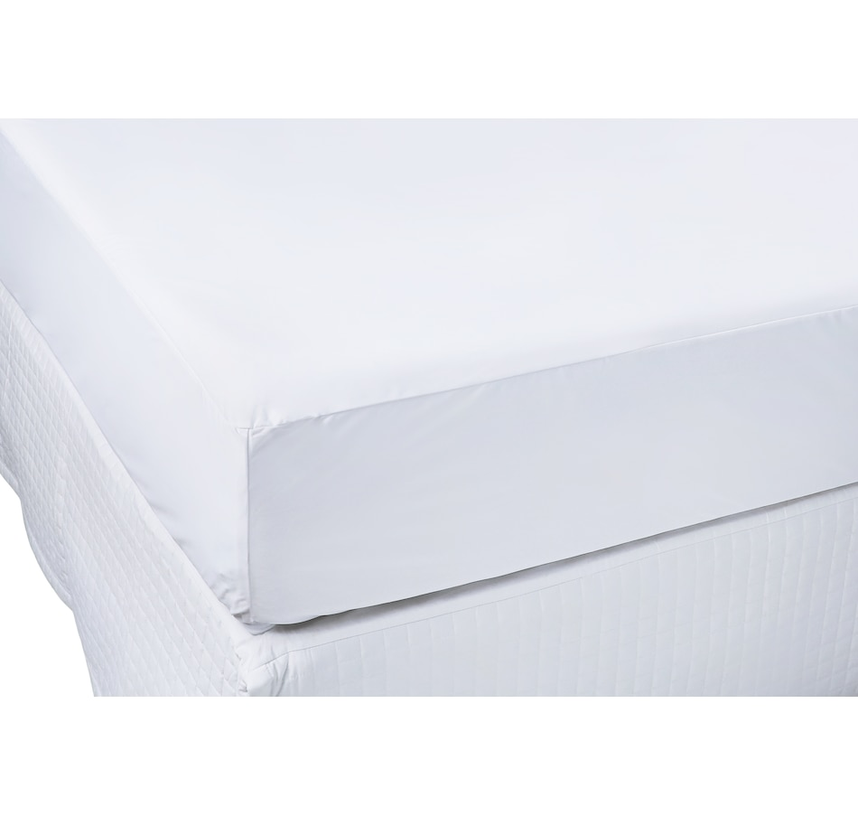 Image 663024.jpg , Product 663-024 / Price $75.00 - $100.00 , Health-o-pedic Dual Zipper 360° Mattress Protector from Health-o-pedic on TSC.ca's Home & Garden department