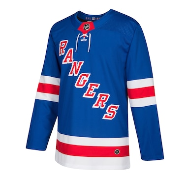 New York Rangers NHL Authentic Pro Home Jersey