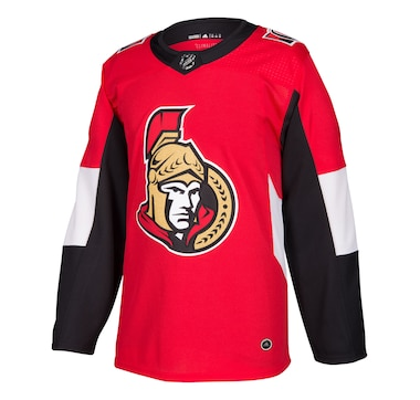 Ottawa Senators NHL Authentic Pro Home Jersey