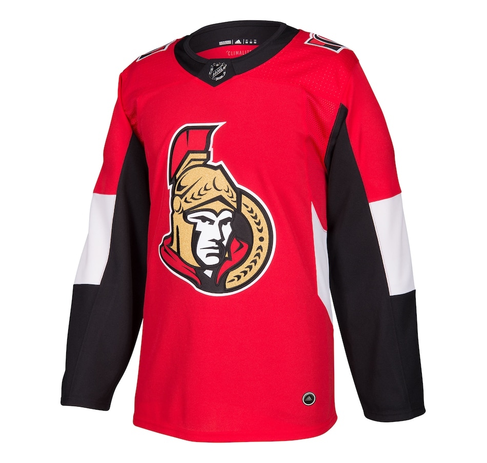 Image 663176.jpg , Product 663-176 / Price $199.99 , Ottawa Senators NHL Authentic Pro Home Jersey from Adidas on TSC.ca's Health & Fitness department