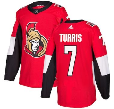Ottawa Senators Kyle Turris NHL Authentic Pro Home Jersey