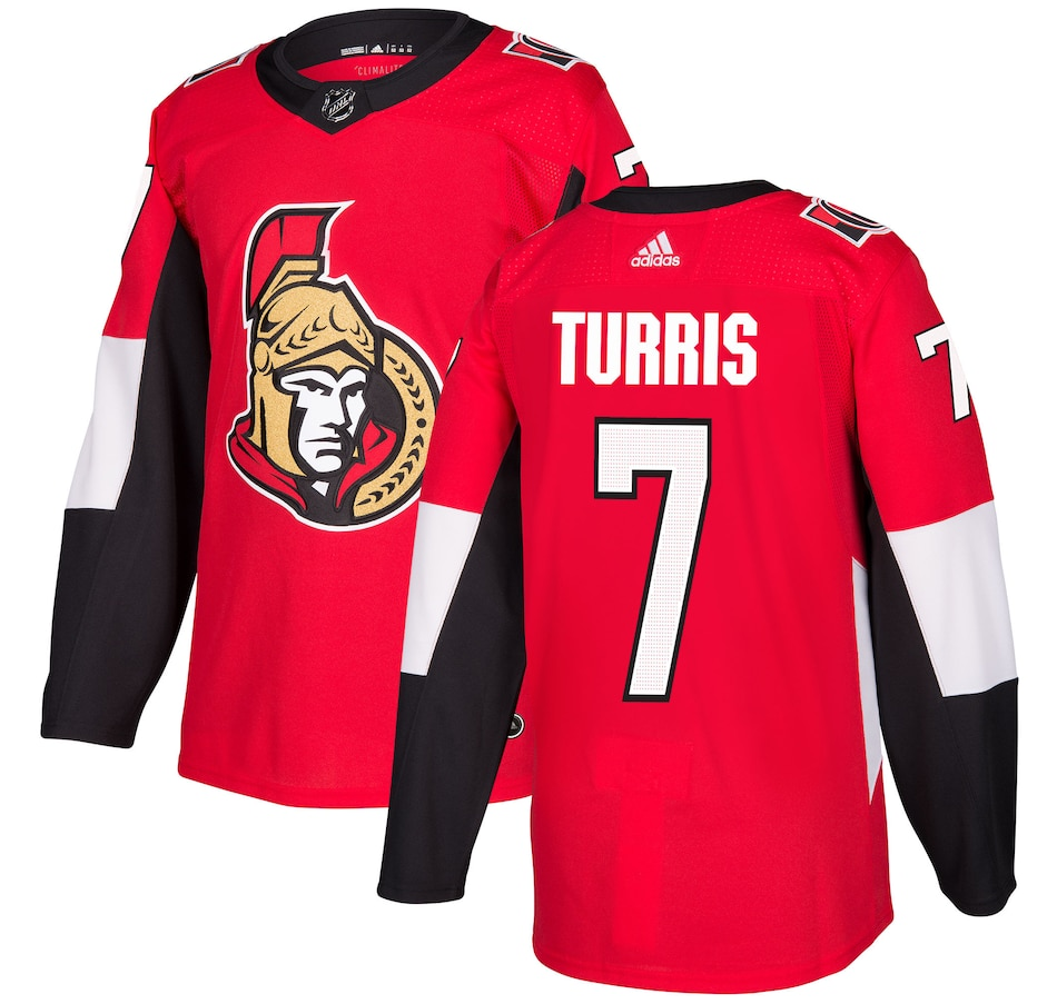 Image 663353.jpg , Product 663-353 / Price $275.00 , Ottawa Senators Kyle Turris NHL Authentic Pro Home Jersey from Adidas on TSC.ca's Health & Fitness department