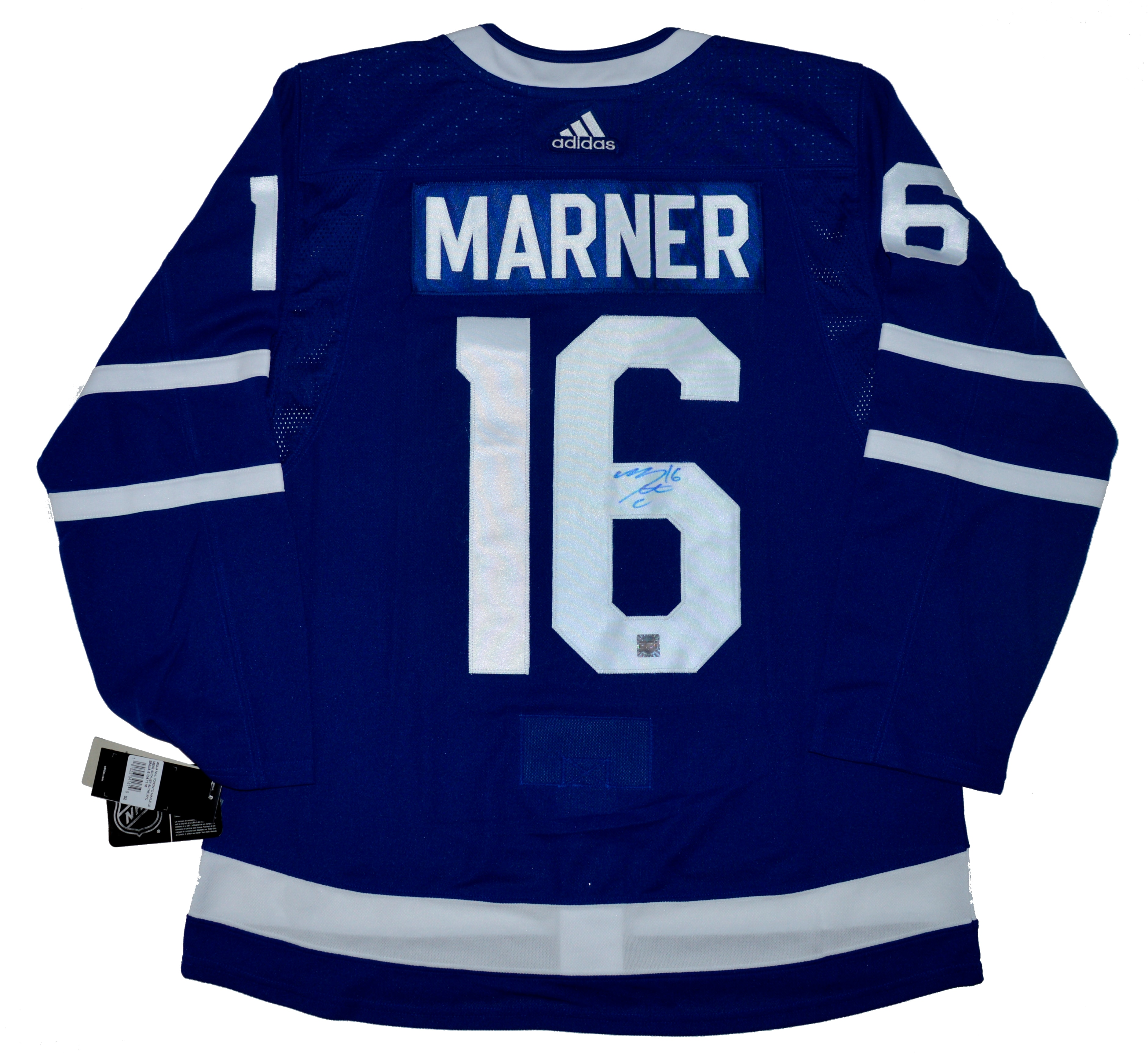 signed mitch marner jersey
