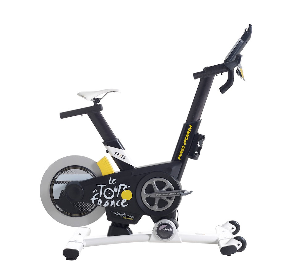 Image 663734.jpg , Product 663-734 / Price $2,399.00 , Proform Le Tour De France 4.0 Indoor Bicycle  on TSC.ca's Health & Fitness department
