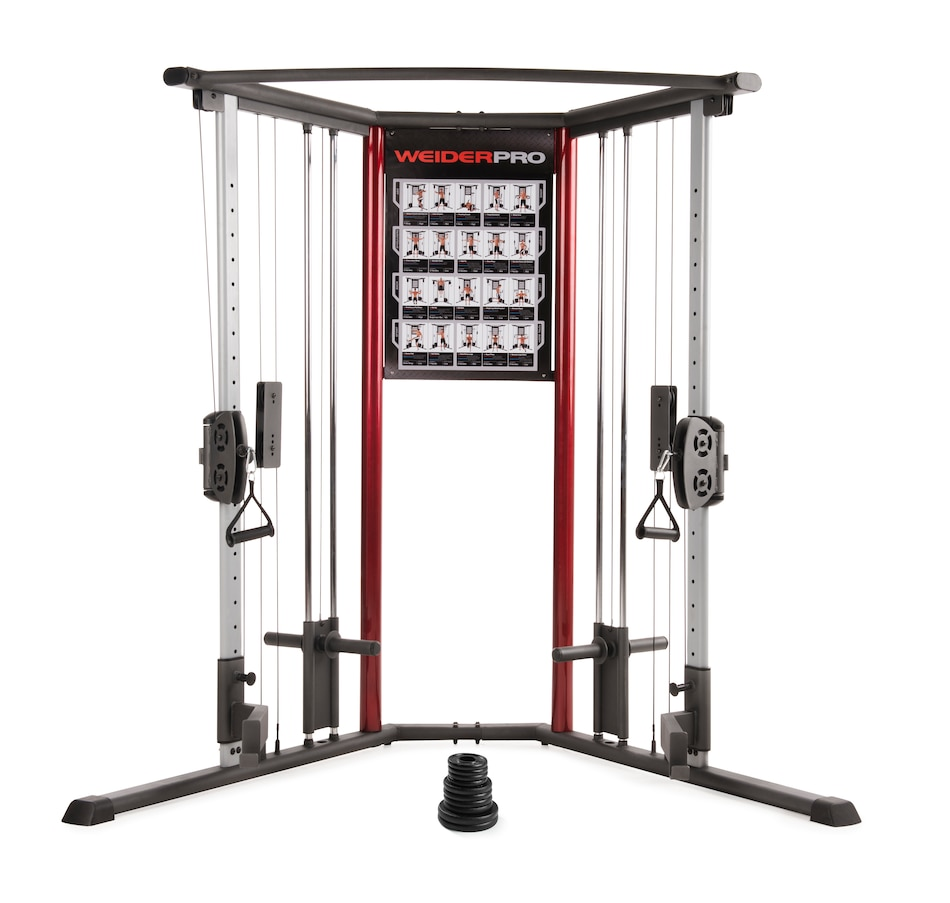 Image 663747.jpg , Product 663-747 / Price $1,199.00 , Weider Pro Cable Trainer  on TSC.ca's Health & Fitness department