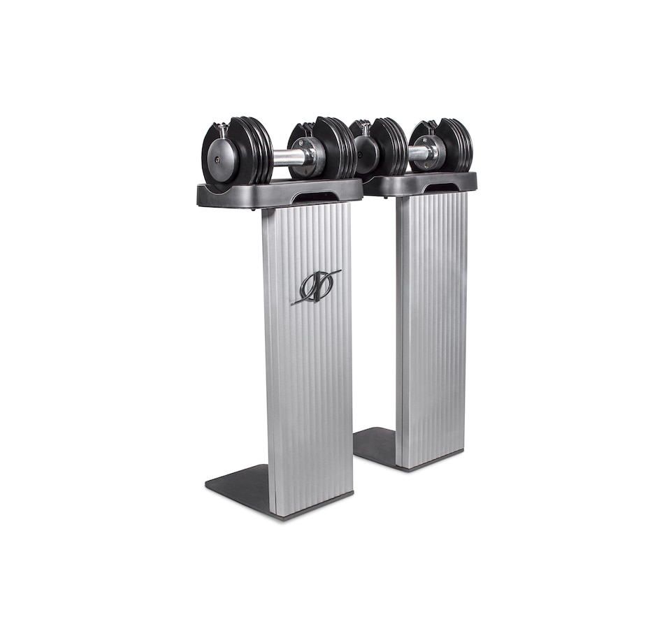 Image 663783.jpg , Product 663-783 / Price $689.99 , NordicTrack Adjustable Dumbbells (2-12.5 lb)  on TSC.ca's Health & Fitness department