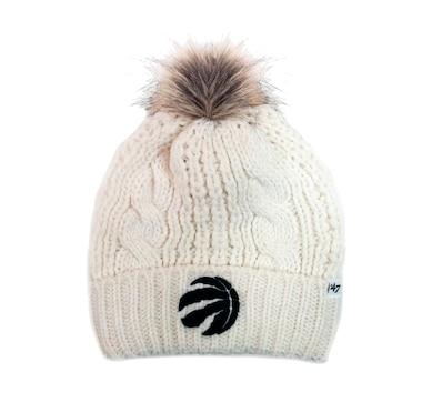 Ladies' Toronto Raptors NBA Meeko Cuff Knit Toque