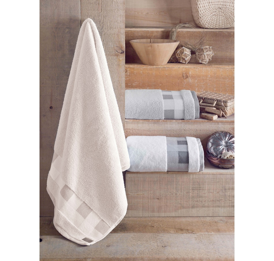Image 664025_IVR.jpg , Product 664-025 / Price $39.99 , North Home Loft Micro Cotton Bath Towel Sheet from North Home on TSC.ca's Home & Garden department