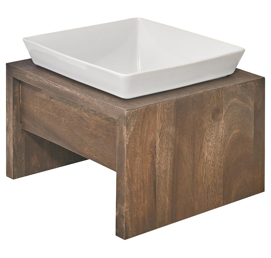 Image 664233_WLT.jpg , Product 664-233 / Price $46.99 - $102.99 , Artisan Single Diner Feeder  on TSC.ca's Home & Garden department