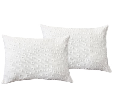 Zedbed VX Memory Foam Lavender Scented Pillow (2-Pack)