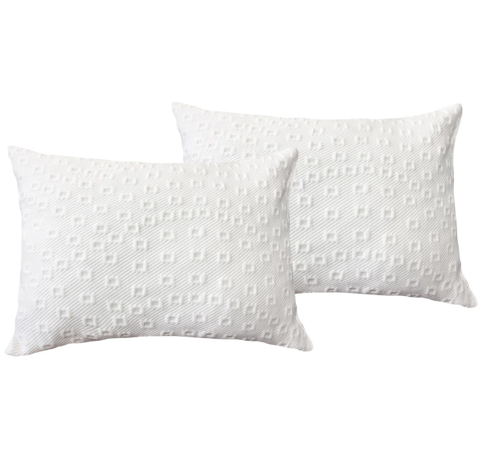 Image 664465.jpg , Product 664-465 / Price $199.98 , Zedbed VX Memory Foam Lavender Scented Pillow (2-Pack) from Zedbed on TSC.ca's Home & Garden department