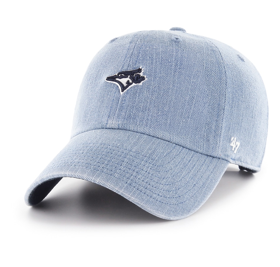 Image 664762.jpg , Product 664-762 / Price $35.99 , Ladies' Toronto Blue Jays MLB Burkhart Clean Up Cap  on TSC.ca's Sports department