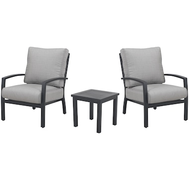 Southampton 3-Piece Club Bistro Set