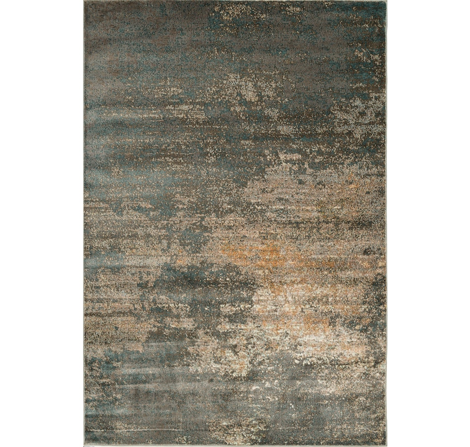 Image 664932.jpg , Product 664-932 / Price $12.99 , Viana Murano Modern Abstract Grey Soft Pile Rug from Viana Inc on TSC.ca's Home & Garden department