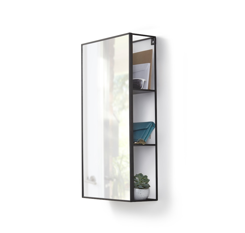 Image 665040.jpg , Product 665-040 / Price $89.99 , Umbra Cubiko Mirror from Umbra on TSC.ca's Home & Garden department