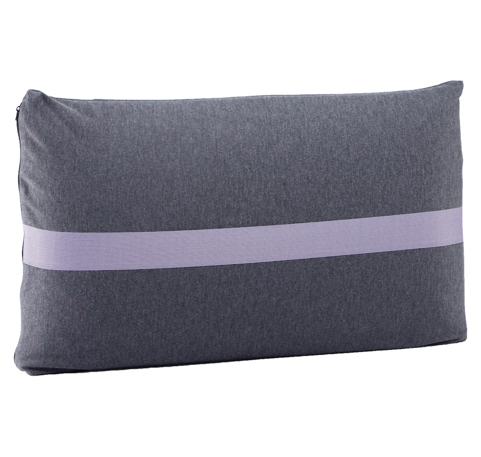 """Image 665507.jpg , Product 665-507 / Price $99.99 , Zedbed Spa 5.5"""" Memory Foam Lilac Scent Pillow 1-Pack from Zedbed on TSC.ca's Home & Garden department"""