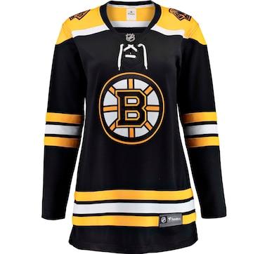 Women's Boston Bruins NHL Fanatics Breakaway Home Jersey