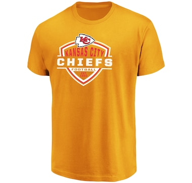 Kansas City Chiefs NFL Primary Receiver T-Shirt