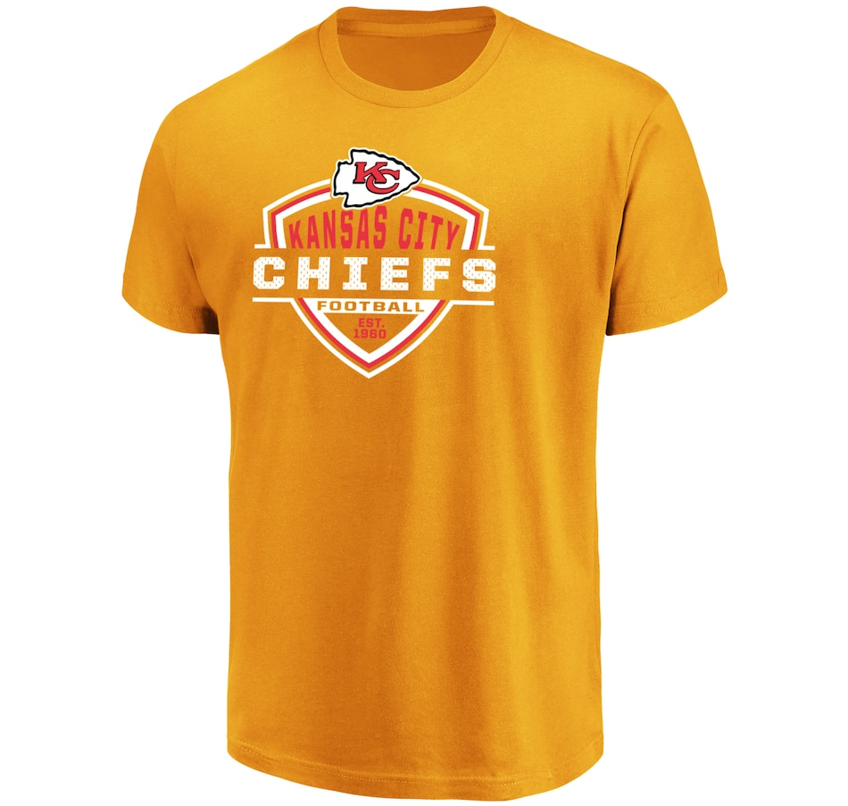 Image 665714.jpg , Product 665-714 / Price $34.99 , Kansas City Chiefs NFL Primary Receiver T-Shirt from Majestic on TSC.ca's Sports department