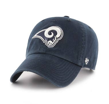 Ladies' Los Angeles Rams NFL Clean Up Team Cap